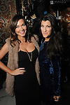 Jentry Kelly and Megan Pastor at the Married to Medicine Houston premier party at VrSi Thursday Nov. 10, 2016.(Dave Rossman photo)