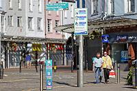 2020 09 27 Local Lockdown in Llanelli, Wales, UK