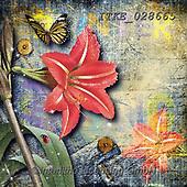 Isabella, FLOWERS, BLUMEN, FLORES, paintings+++++,ITKE028665,#f#, EVERYDAY ,napkin,napkins