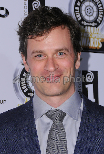 16 February 2017 - Los Angeles, California - Tom Everett Scott.  7th Annual Guild of Music Supervisors Awards held at The Theater at Ace Hotel. Photo Credit: Birdie Thompson/AdMedia