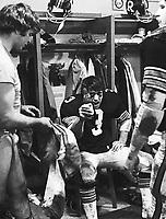 John Kruspe Ottawa Rough Riders 1973. Copyright photograph Scott Grant/