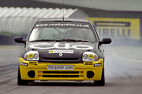#62 Rob Collard. Collard Racing. Renault Clio.