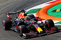 4th September 2020; Autodromo Nazionale Monza, Monza, Italy ; Formula 1 Grand Prix of Italy, free practise sessions;  33 Max Verstappen NLD, Aston Martin Red Bull Racing
