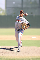 Kendry Flores - San Francisco Giants - 2010 Instructional League.Photo by:  Bill Mitchell/Four Seam Images..