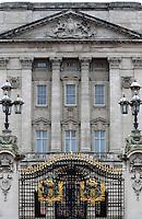 LONDRES-UK-25-05-2013. Vista del Palacio de  Buckingham, Londes. ViewBuckingham Palace, London. Photo: VizzorImage