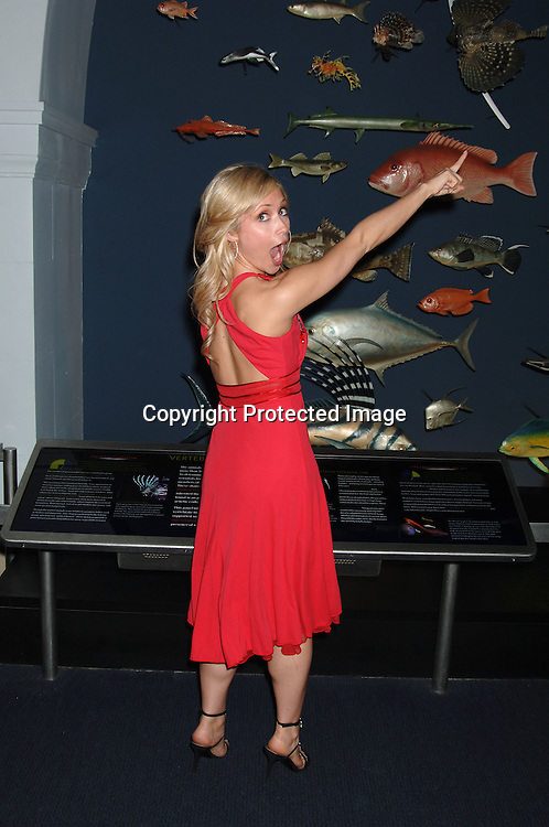 Marcy Rylan of Guiding Light..at The Lifesavers Dinner 2006 to benefit The American Foundation for Suicide Prevention on May 3, 2006..at The American Museum of Natural History. ..Robin Platzer, Twin Images