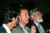 Philip Fearnside, Tom Lovejoy and Professor Sir Ghillean Prance.