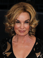 """NEW YORK CITY, NY, USA - MAY 05: Jessica Lange at the """"Charles James: Beyond Fashion"""" Costume Institute Gala held at the Metropolitan Museum of Art on May 5, 2014 in New York City, New York, United States. (Photo by Xavier Collin/Celebrity Monitor)"""