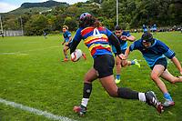 210320 Club Rugby Preseason - Tawa Reserves v Levin COB