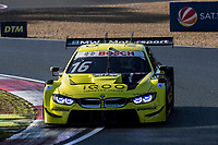 11th October 2020, Heusden-Zolder, Belgium; Germany Touring Car DTM Championships Race day;   16 Timo Glock GER, BMW Team RMG, BMW M4 DTM