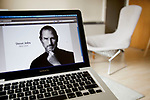 """Steve Jobs, co-founder and former chief executive of US technology giant Apple, has died at the age of 56. Apple said his """"brilliance, passion and energy were the source of countless innovations that enrich and improve all of our lives. The world is immeasurably better because of Steve"""". Jobs announced he was suffering from pancreatic cancer in 2004. Jobs also previously served as chief executive of Pixar Animation Studios; he became a member of the board of directors of The Walt Disney Company in 2006, following the acquisition of Pixar by Disney. He was credited in Toy Story (1995) as an executive producer."""