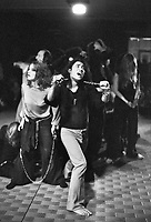 - a performance of the Living Theater (Milan, 1975)<br />