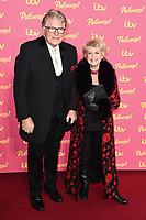 LONDON, UK. November 12, 2019: Gloria Hunniford arriving for the ITV Palooza at the Royal Festival Hall, London.<br /> Picture: Steve Vas/Featureflash