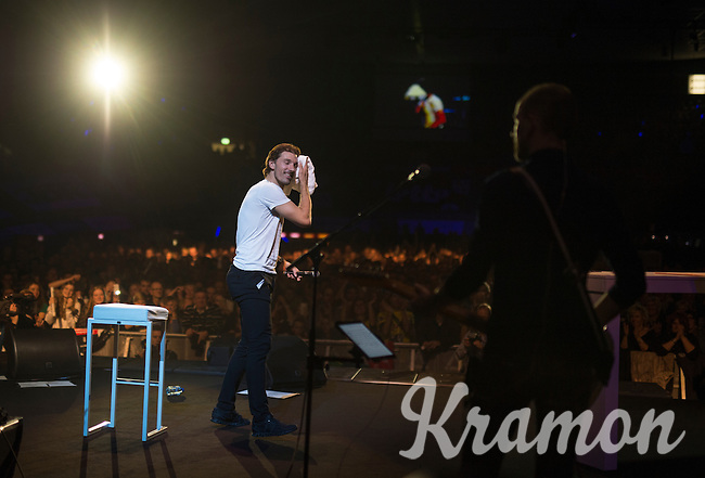Ciao Fabian<br /> <br /> Farewell event in 't Kuipke in Gent/Belgium for Fabian Cancellara after retiring for pro racing (november 2016)