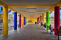 Oranjestad in Aruba