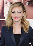 G. Hannelius attends The Newline Cinema's L.A Premiere of If I Stay held at The TCL Chinese Theater  in Hollywood, California on August 20,2014                                                                               © 2014 Hollywood Press Agency