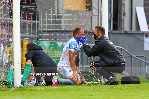 Cork City v Galway United, SSE Airtricity League Division 1, 21/5/21, Turner's Cross, Cork.<br /> <br /> Copyright Steve Alfred 2021.