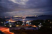 MAY 15, 2014 - KOJIMA, KURASHIKI, JAPAN: Overall view of Kojima . (Photograph / Ko Sasaki)