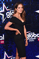 Binky Felsted<br /> arriving for the Global Awards 2020 at the Eventim Apollo Hammersmith, London.<br /> <br /> ©Ash Knotek  D3559 05/03/2020
