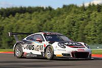 #117 KUS 75 MOTORSPORT BERNHARD (DEU) PORSCHE 911 GT3 R MICHAEL CHRISTENSEN (DNK) KEVIN ESTRE (FRA) LAURENS VANTHOOR (BEL) PRO CUP