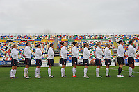 US Women's National Team Starting Lineup - Algarve Cup 2010