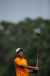 Leon Philipp D'Souza of Hong Kong in action on day 3 of the 9th Faldo Series Asia Grand Final 2014 golf tournament on March 20, 2015 at Faldo course in Mid Valley Golf Club in Shenzhen, China. Photo by Xaume Olleros / Power Sport Images