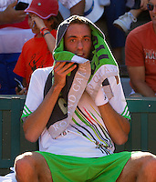 25-05-11, Tennis, France, Paris, Roland Garros, Thomas Schoorel