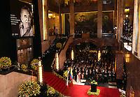 """MEXICO D. F.-MEXICO- 21 -04-2014: Enrique Peña Nieto, Presidente de Mexico, encabezo el Homenaje Nacional a Gabriel García Márquez, en el Palacio de Bellas Artes, al que asistieron su viuda, Mercedes Barcha, y sus hijos Rodrigo y Gonzalo, entre otros familiares, el Presidente Enrique Peña Nieto aseguró que """"para alegría y honra de los mexicanos, nuestro homenajeado escribió en la Ciudad de México la obra que le otorgó reconocimiento mundial"""". / Enrique Peña Nieto, President of Mexico, headed the National Tribute to Gabriel García Márquez, at the Palacio de Bellas Artes, attended by his widow, Mercedes Barcha, and his sons Rodrigo and Gonzalo, among other family members, the President Enrique Peña Nieto said that """"for the joy and honor of Mexican, our honored wrote in Mexico City that gave the work worldwide recognition."""" / Photo: VizzorImage / Daniel Aguilar / Presidencia de Mexico. / Handouts. / PHOTOGRAPHIC CONTENT / FOR EDITORIAL USE ONLY / NO SALES / NO ADVERTISING/ NO MARKETING /"""