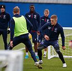 16.01.2020 Rangers training: Greg Docherty