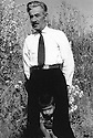 Iran 1960  In Rezaieh after his 2nd release of prison ,Mohammed Amin Shatavi, father of Hassan Shatavi, with his grandson  Iran 1960 Mohammed Amin Shatavi, apres sa 2eme sortie de prison, avec son petit-fils a Rezaieh
