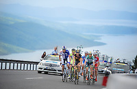 breakaway group<br /> <br /> Tour of Turkey 2014<br /> stage 5