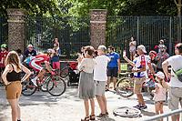 Christophe Laporte (FRA/Cofidis)<br /> <br /> <br /> Stage 9: Arras Citadelle > Roubaix (154km)<br /> <br /> 105th Tour de France 2018<br /> ©kramon
