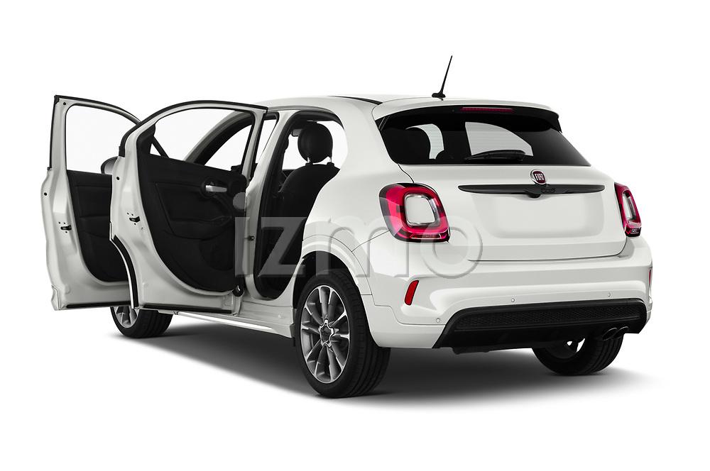 Car images of 2020 Fiat 500X Sport 5 Door SUV Doors