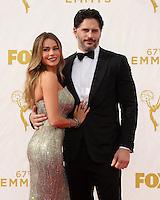 67th Primetime Emmy Awards 2015 - Arrivals