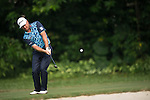 Graeme McDowell of Northern Ireland hits the ball during Hong Kong Open golf tournament at the Fanling golf course on 24 October 2015 in Hong Kong, China. Photo by Aitor Alcade / Power Sport Images