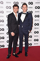 Tom Daly<br /> at the GQ Men of the Year Awards 2018 at the Tate Modern, London<br /> <br /> ©Ash Knotek  D3427  05/09/2018