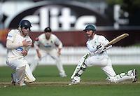 110329 Plunket Shield Cricket - Wellington Firebirds v Central Stags