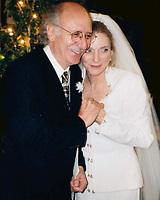 Peter Yarrow Judy Collins 1996, Photo By John Barrett/PHOTOlink