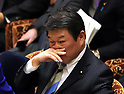 Japan parliament holds Lower House budget committee session