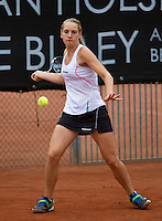 07-08-13, Netherlands, Rotterdam,  TV Victoria, Tennis, NJK 2013, National Junior Tennis Championships 2013, Isolde de Jong<br /> <br /> <br /> Photo: Henk Koster