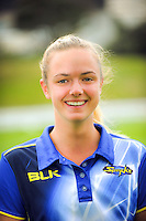 Polly Inglis. The 2017 Otago Sparks headshots at the Basin Reserve in Wellington, New Zealand on Sunday, 5 January 2016. Photo: Dave Lintott / lintottphoto.co.nz