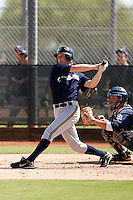 Chad Stang - Milwaukee Brewers 2009 Instructional League.Photo by:  Bill Mitchell/Four Seam Images..