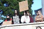 NELSON, NEW ZEALAND - JUNE 6: George Floyd protest Saturday June 6 2020 , New Zealand. (Photo byEvan Barnes/ Shuttersport Limited)