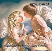 CHILDREN, KINDER, NIÑOS, paintings+++++,USLGSK0105,#K#, EVERYDAY ,Sandra Kock, victorian ,angels