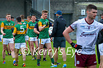 Tommy Walsh, Kerry after the Allianz Football League Division 1 South Round 1 match between Kerry and Galway at Austin Stack Park in Tralee.