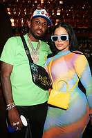 NEW YORK, NY- SEPTEMBER 12: Fabolous and Emily pictured at Swizz Beatz Surprise Birthday Party at Little Sister in New York City on September 12, 2021. Credit: Walik Goshorn/MediaPunch