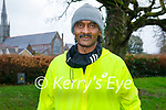Mohammed Eldahad ready to run in the Tralee Town Park on Sunday