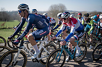 Mathieu Van der Poel (NED/Alpecin-Fenix) in the bunch<br /> <br /> 73rd Kuurne - Brussels - Kuurne 2021<br /> ME (1.Pro)<br /> 1 day race from Kuurne to Kuurne (BEL/197km)<br /> <br /> ©kramon