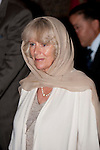 The Prince of Wales (Charles), and The Duchess of Cornwall (Camilla Parker Bowles)begin a three day official visit to Morocco..Visit To The Mausoleum of Mohammed V, in Rabat