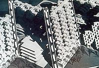Moshe Safdie: Original Habitat Proposal.